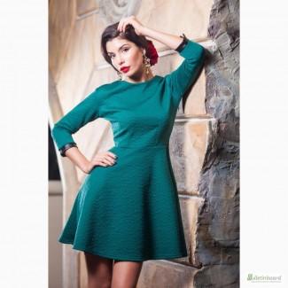 Сукня смарагдового кольору, платье изумрудного (зеленого) цвета