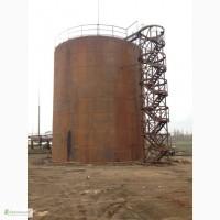 Резервуар вертикальный стальной РВС-2000м3 Технические характеристики