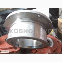 Передний стакан планшайбы гранулятора ОГМ 1, 5