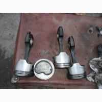 Поршня с шатунами Тойота Карина 2, двигатель 4A, 8 клапанов Оригинал