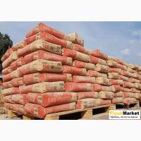 Цемент М-500 купити в Луцьку PisokMarket