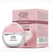 Крем для лица Eva Ева collagen 50 заполнитель морщин Египет