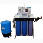 Промышленная система очистки воды с обратным осмосом