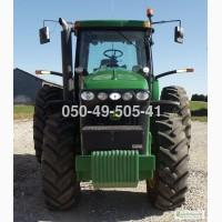 2004 г. 3777 мч трактор Джон Дир John Deere 8420 из США купить б/у