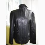 Оригинальная стильная женская кожаная куртка CANDA. Лот 184