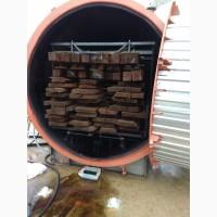 Обладнання для термічної обробки деревини