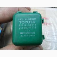 Реле Тойота, Toyota 85910-33010, ND 056800-1011, 12V, Оригинал