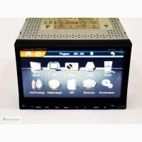 "2din Pioneer PI-803 7"" экран GPS-Mp3- Dvd-Tv/Fm- тюнер+ 8Гб карта"