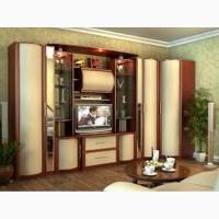 Изготовление мебели для гостиной под заказ Сумы, Киев