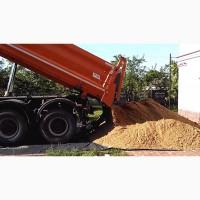 Песок, щебень с доставкой