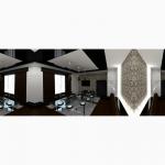Натяжные потолки (изготовление, дизайн) компании - производителя