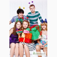 День рождения 10 лет. Вечеринки для подростков Днепропетровск