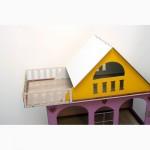 Разборной домик для кукол-кукольный домик. Лучший подарок