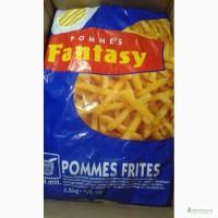 Картошка фри Farm Frites Fentasy 7мм и 10мм (Польша) в ящиках по 12, 5кг (5 2, 5кг)