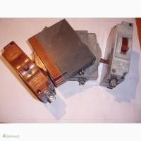 Автоматический выключатель АК-50 1Р