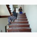 Cтоляр - реставрато рдвері сходів, паркетa. Робота в Польщі