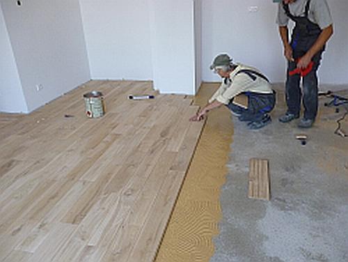 Фото 6. Cтоляр паркетчик - реставратор сходів, паркетa. Робота в Польщі