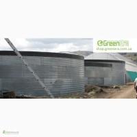 Сборные емкости для воды, накопительные резервуары до 3000 м3, с гарантией