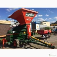 Продам машину для загрузки зерна в мешки (рукава) Richiger R-950 ИДЕАЛЬНЫЙ