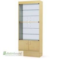 Витрина-шкаф универсальная под непродовольственную группу, изготовление, быстро, качественно