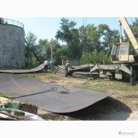 Ремонт складов ГСМ, нефтебаз, резервуаров