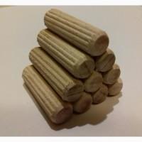 Шкант мебельный из бука, нагель, палочки деревянные круглые