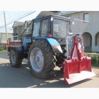 Лісовий трактор «WOODY» (Машина DL2-1-L8, 5)