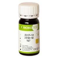 Глюкотест. Визуальные тест-полоски для определения содержания глюкозы в моче