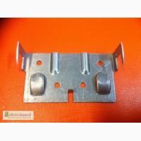 Кляммер невидимый стартовый для плитки толщиной 7-10 мм из нержавейки t=1, 2