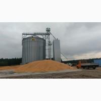 Сушилка для зерна энергосберегающая шахтная ARAJ (Польша) | Шахтные зерносушилки ARAJ