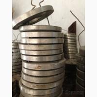 Фланцы из нержавеющей стали ( пищевой), 12х18н10т; Фланцы для химического оборудования