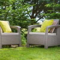Садовая мебель Corfu Duo Set Нидерланды