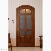 Двери из массива сосны и дуба г.Кривой Рог