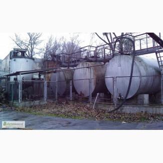 Емкость металлическая б/у-2, 3, 5, 10, 25м3