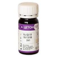 Ацетонтест. Визуальные тест-полоски для определения содержания кетонових тел в моче