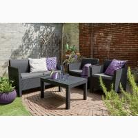 Садовая мебель Orlando Set With Large Table Нидерланды