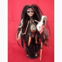 Беременная кукла Шаманка