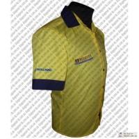 Рубашки для офисных работников, корпоративная одежда пошив. Спецодежда