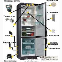 Запчасти холодильников