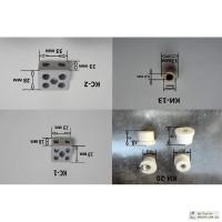 Керамические изоляторы, колодки соединительные, втулка проходная, изолятор, МКР