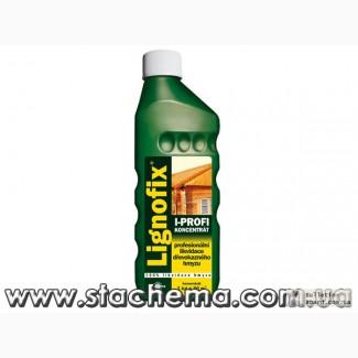 Пропитка (антисептик для древесины) Lignofix I-Рrofi уничтожит насекомых вредителей