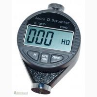 Цифровой твердомер (дюрометр) Шора модель 5610D, шкала 0 - 100