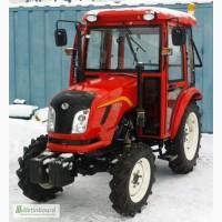 Продам Мини-трактор Dongfeng-244C (Донгфенг-244К) с кабиной красный