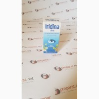 Iridina Due капли для глаз