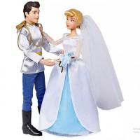 Золушка и принц. Свадьба. Дисней