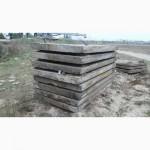 Плиты жби дорожные б/у 3х2, 3х1.5, 3х1.75, 3х1, 2, 3х1, 3, 5х2, 2х2.5