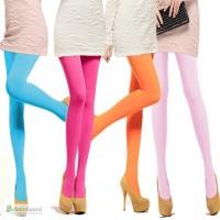Цветные женские колготки, размер S