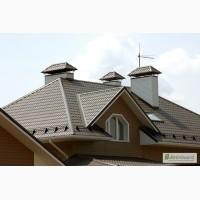 Крыша из металочерепицы