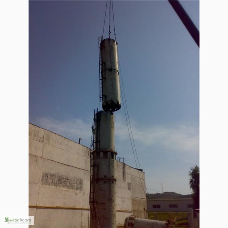Бригады по демонтажу металлоконструкций