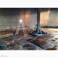 Услуги по очистке РВС Зачистка резервуара необходима для освобождения полезного объёма